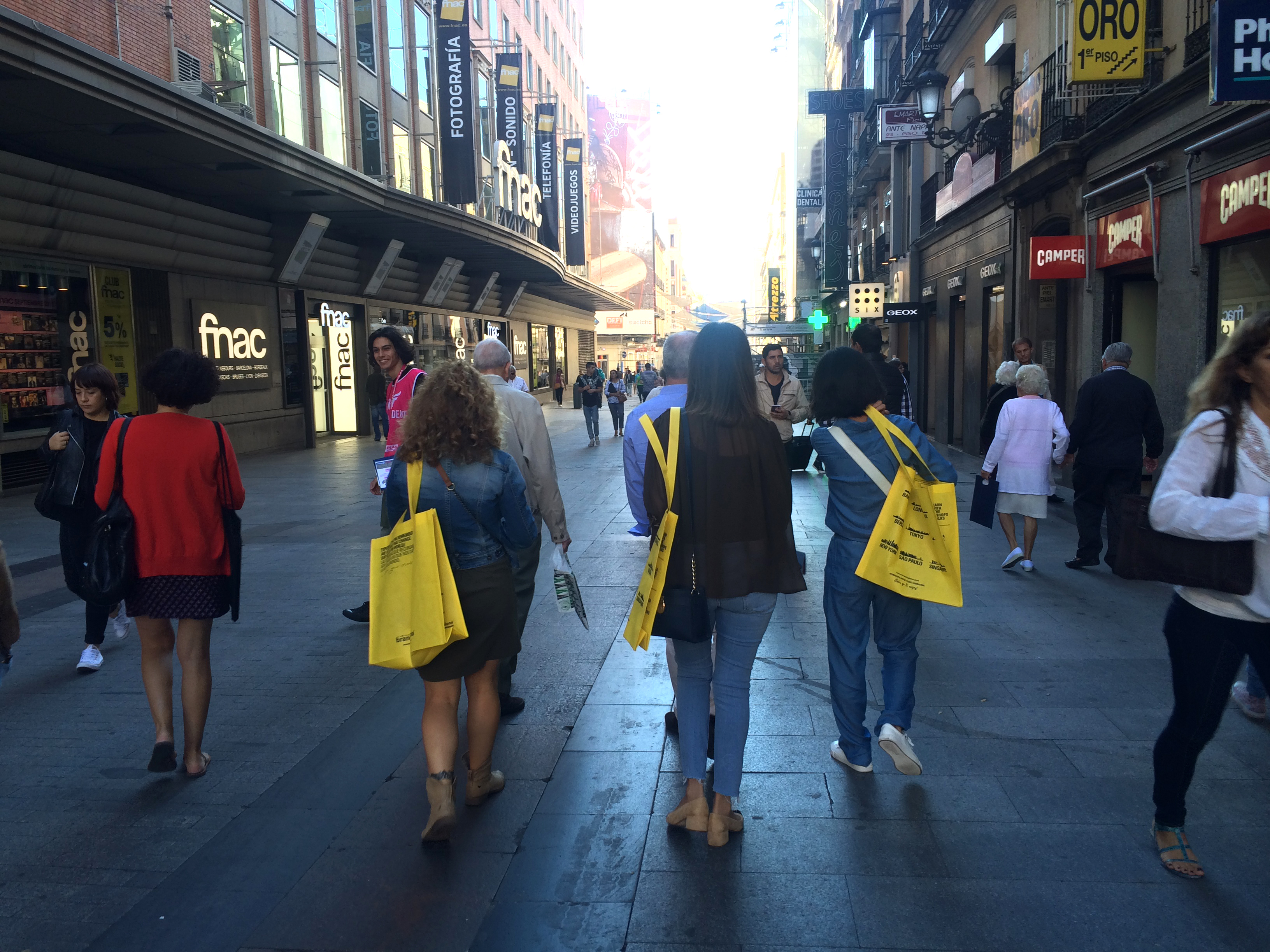 brandcelona retail tour