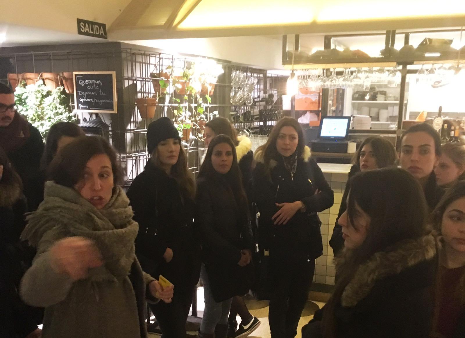 retail tour madrid