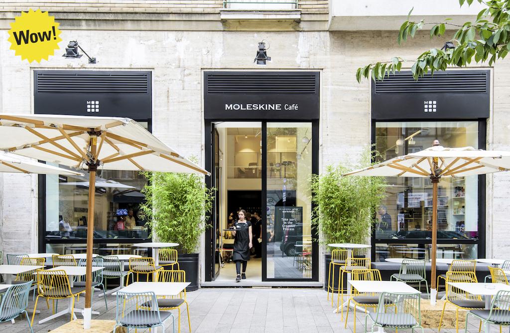 Moleskine cafe 1 wow
